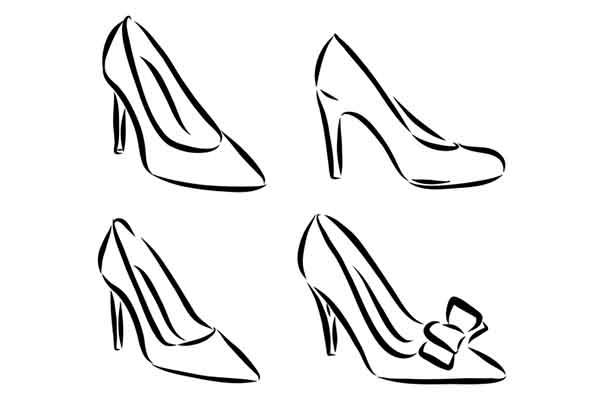 骨盤のゆがみの原因と影響2 「ヒールの高い靴を毎日履いている」