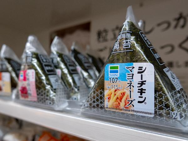 日本で一番人気があるコンビ二おにぎりの具は?