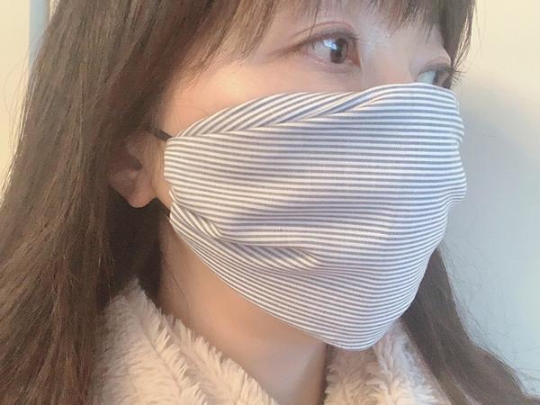 縫わずに簡単!ハンカチを使ったマスクの作り方って?