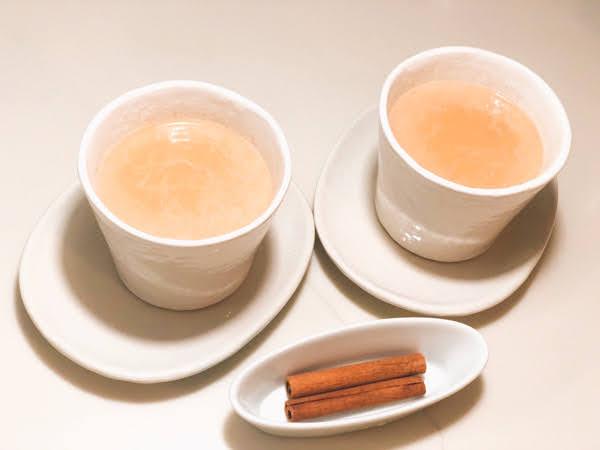 更年期の体と心に優しい、昼下がりに飲むマサラチャイ