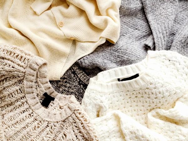 ニットとセーターの違いとは?