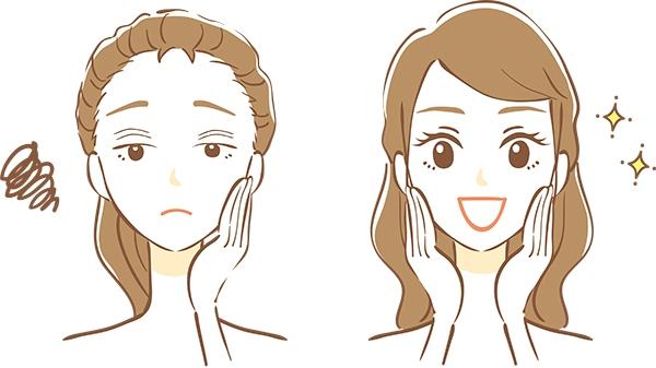 機能改善手術で顔の印象は大きく変わる