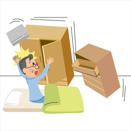 快適な寝室の作り方2:衣類収納を「寄せる」