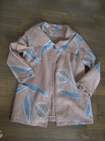 手作りの服