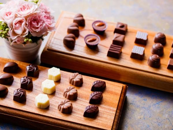 ブロンドチョコレートも登場