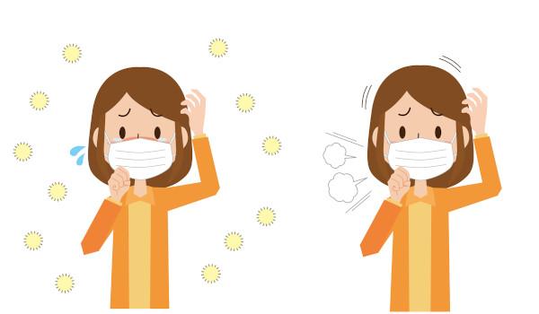 花粉症と似ている症状の他の病気もある