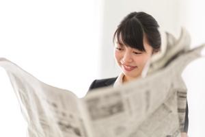 新聞全部読むと小説1冊分って本当?