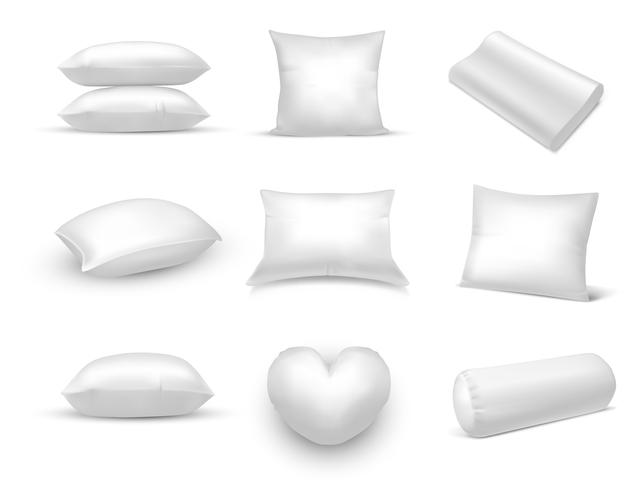 快眠できる枕の形状は?