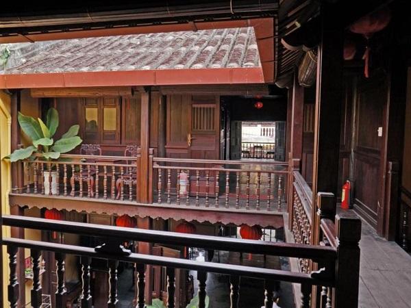 世界遺産の街ベトナム ホイアンにある築200年余の古民家ホテル