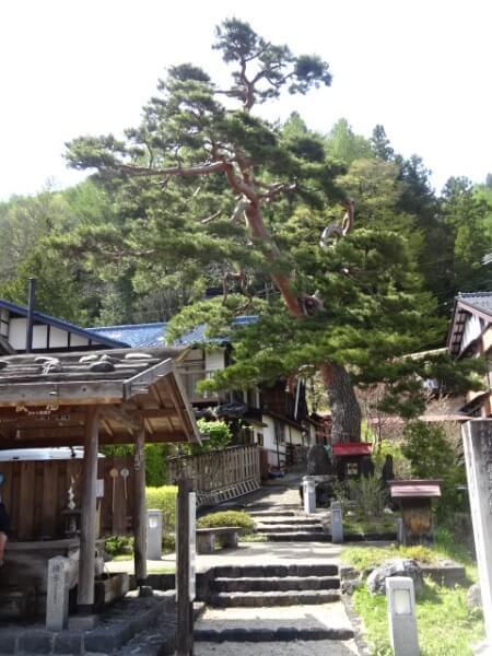 奈良井 千軒