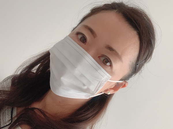 マスクで第一印象が大切!おでこのケア