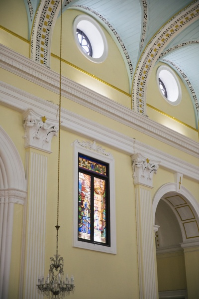 「聖ヨセフ修道院」にある聖堂