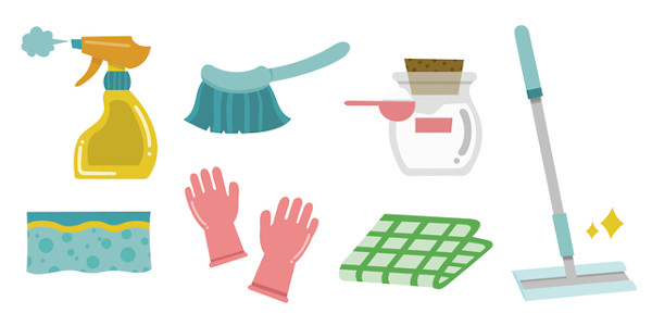 簡単な網戸掃除の方法・裏ワザ