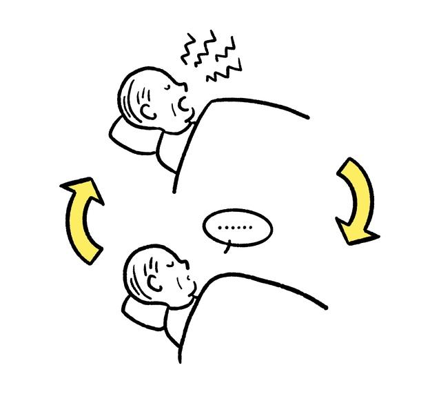 女性でも注意したい睡眠時無呼吸症候群(SAS)