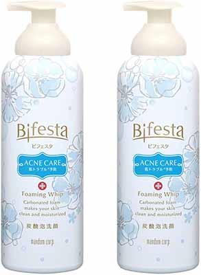 Bifesta(ビフェスタ) 【医薬部外品】 炭酸 泡洗顔フォーム 洗顔料