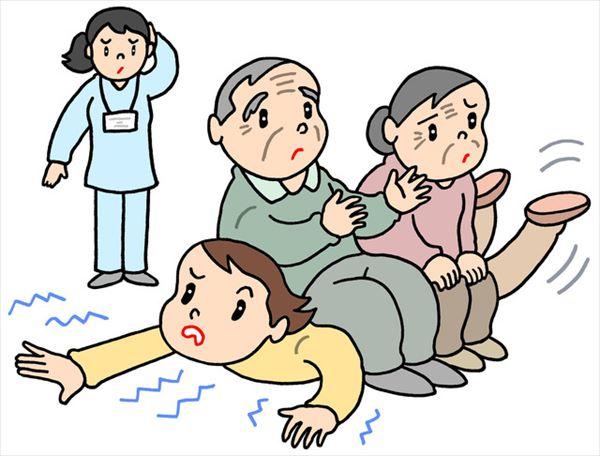 介護疲れで家族が倒れないことが重要!