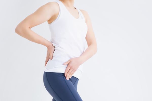 なめらかな関節と筋トレ効果