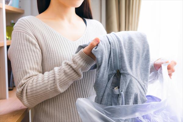衣替えは服を整理するチャンス!