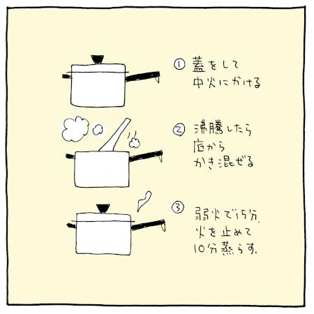 夏バテ解消メニュー「参鶏湯もどき」の作り方