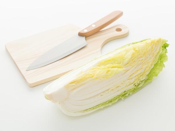 白菜を冷凍するとどうなる?調理するには?