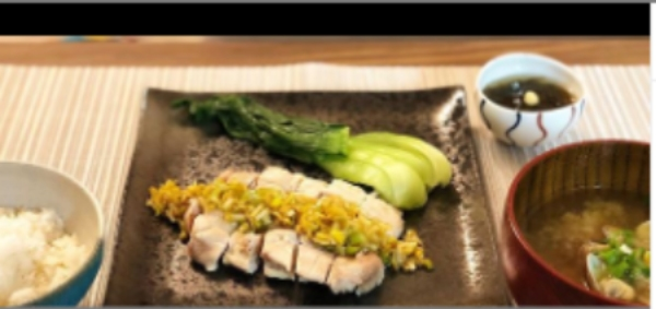 真飛さんのインスタにはおいしそうな自炊写真が「#まとぶ飯」としてアップされている