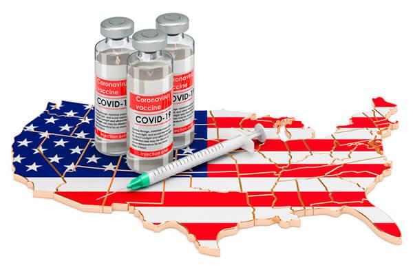 ワクチン接種の積極度でも見えた分断社会の姿