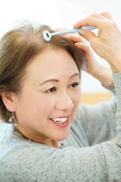 生え際白髪を隠す方法とおすすめアイテム