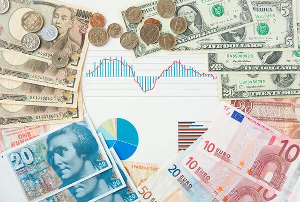 外貨預金投資のイメージ