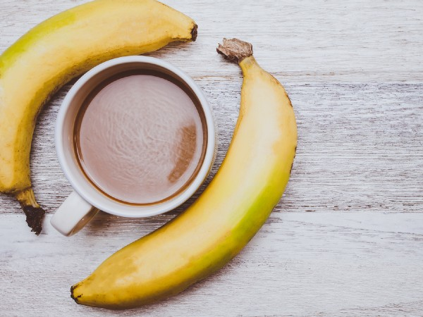 バナナとコーヒーで血圧が下げられるって本当?
