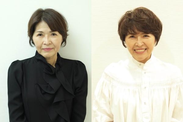 50代髪型ヘアカタログ:ショート(ビフォーアフター)