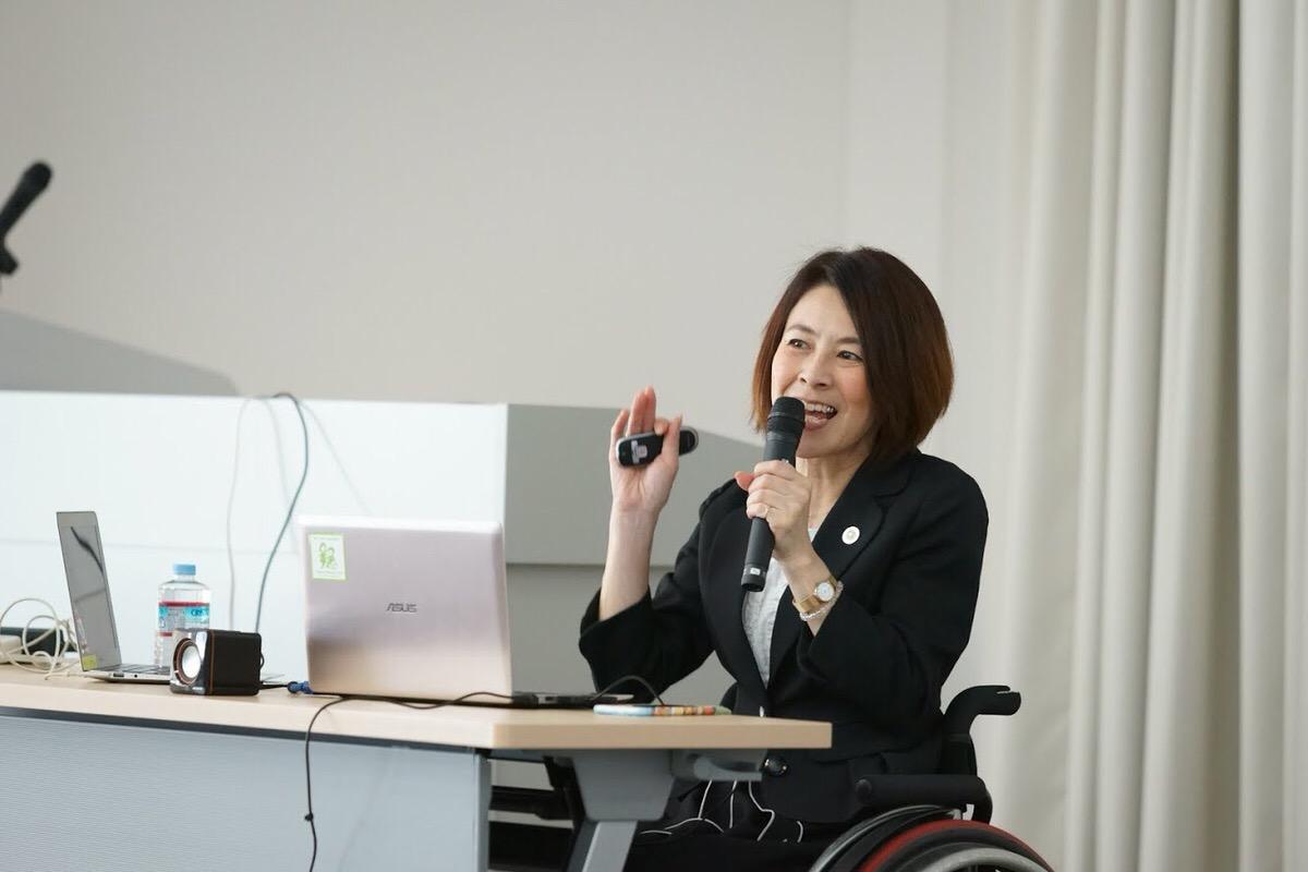 岸田ひろ実講演