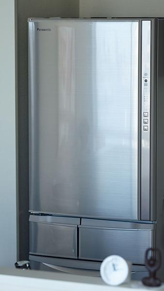 やましたひでこさんの冷蔵庫