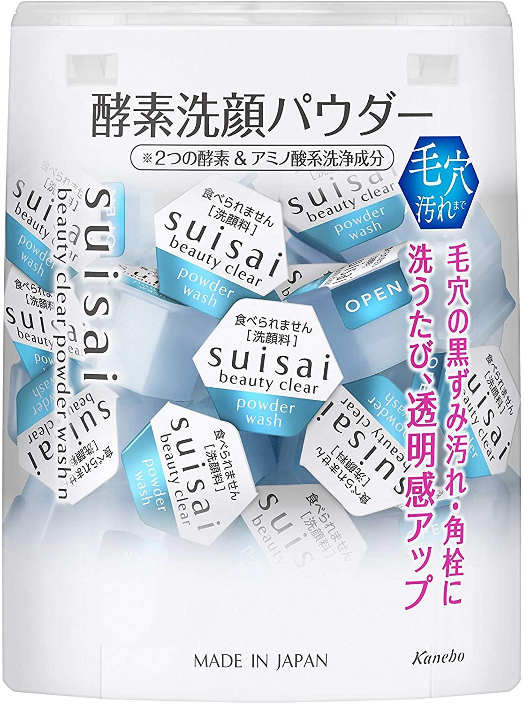 「suisai(スイサイ) スイサイ ビューティクリア パウダーウォッシュN」¥1,980(税抜)(suisai)