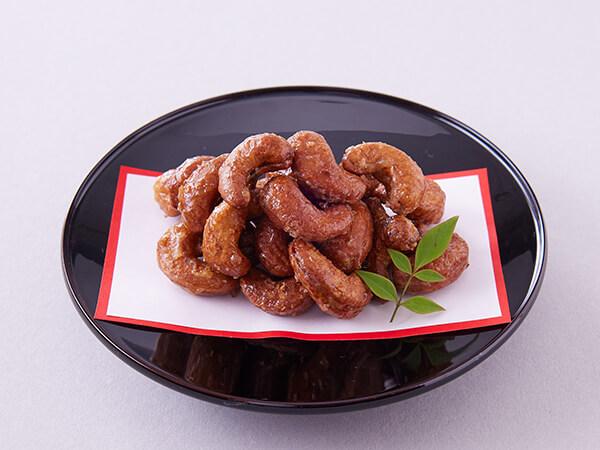 カシューナッツ飴炊き(福寿)