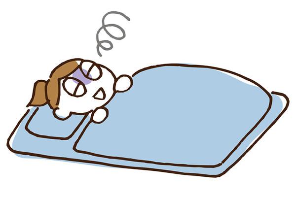 睡眠負債につながる病気にご用心