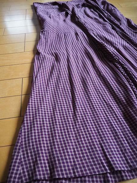 ズッカのティアードスカート