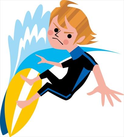 東京2020(オリンピック)の新競技5:サーフィン