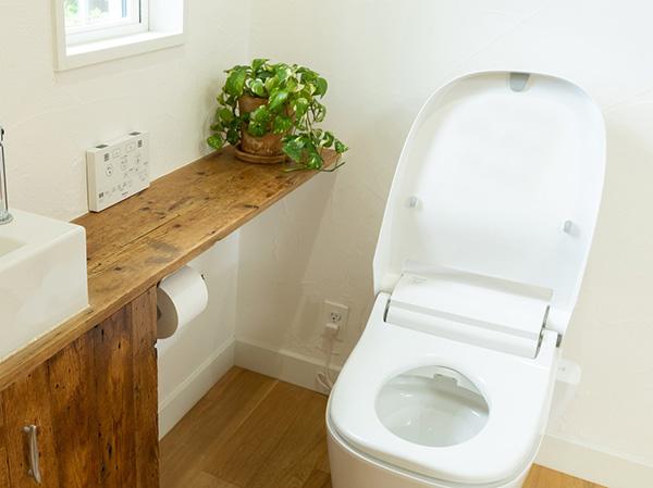 トイレやバスタイム