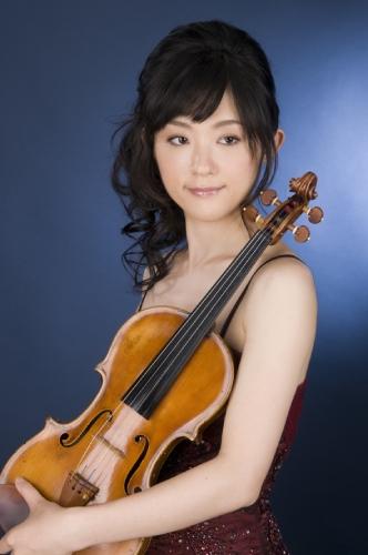 清岡 優子(きよおかゆうこ)さん バイオリン奏者