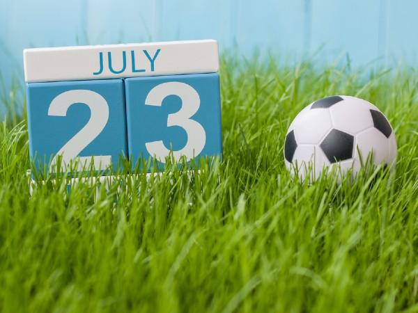 2021年の「スポーツの日」は7月23日