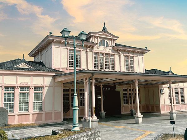 JR日光駅駅舎