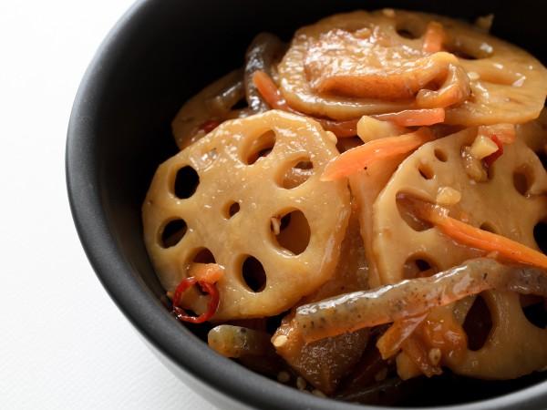 レンコンの成分を効率よく摂取する食べ方