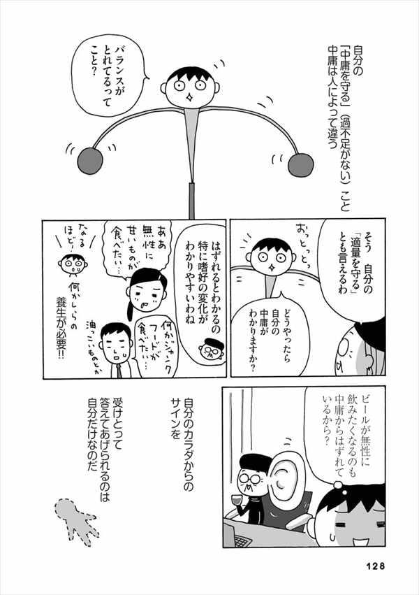 上大岡トメ・著『老いる自分をゆるしてあげる。』(幻冬舎)P.128