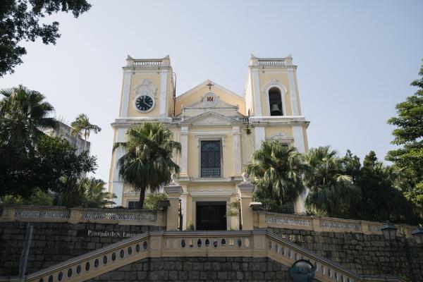 16世紀中頃に建てられた「聖ローレンス教会」