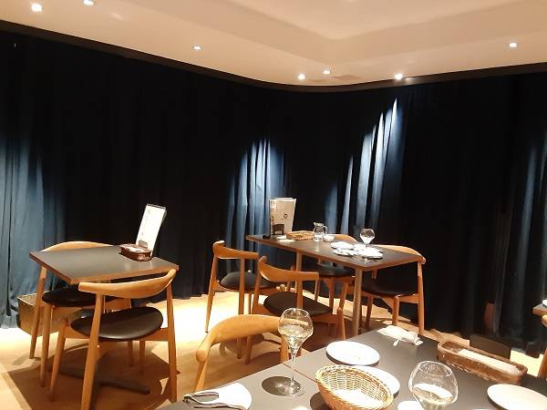 TAU3階イタリアンレストラン「メリプリンチペッサ」
