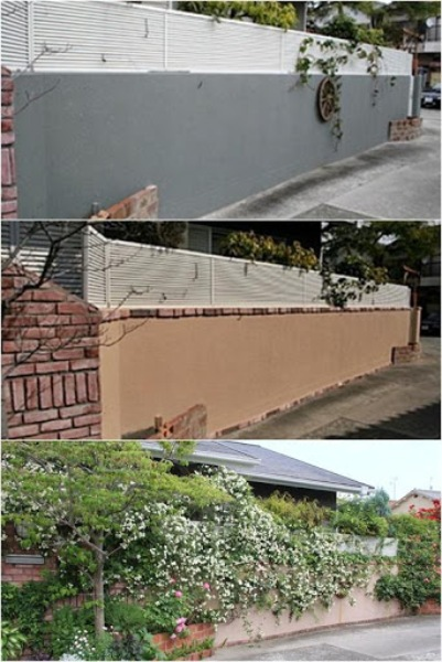 外壁を塗り替える