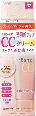 プチプラがうれしい「フレッシェル CCクリーム スキンケアCCクリーム」