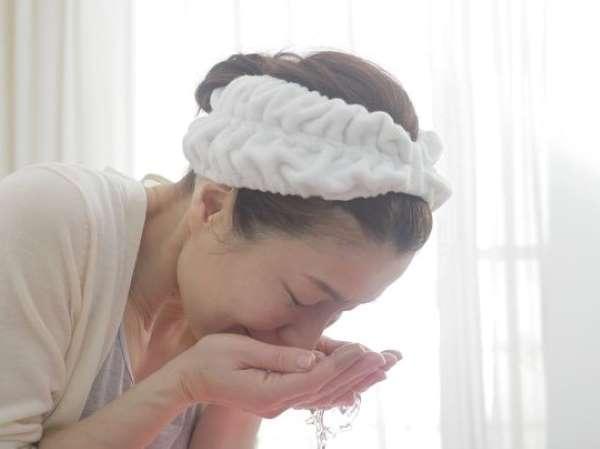 大人に洗顔は重要