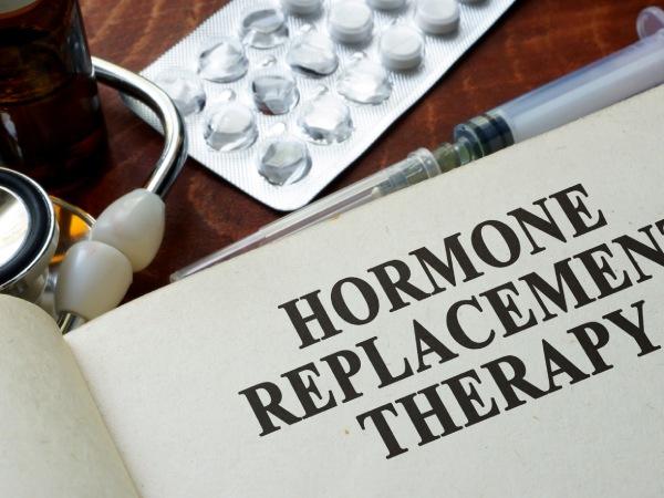 ホルモン補充療法がある