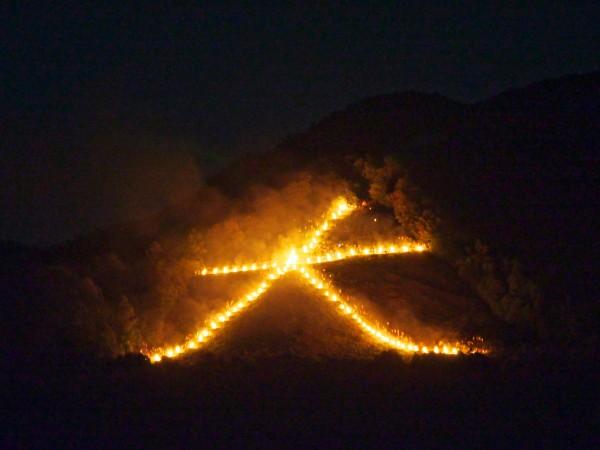 全国の有名な迎え火・送り火